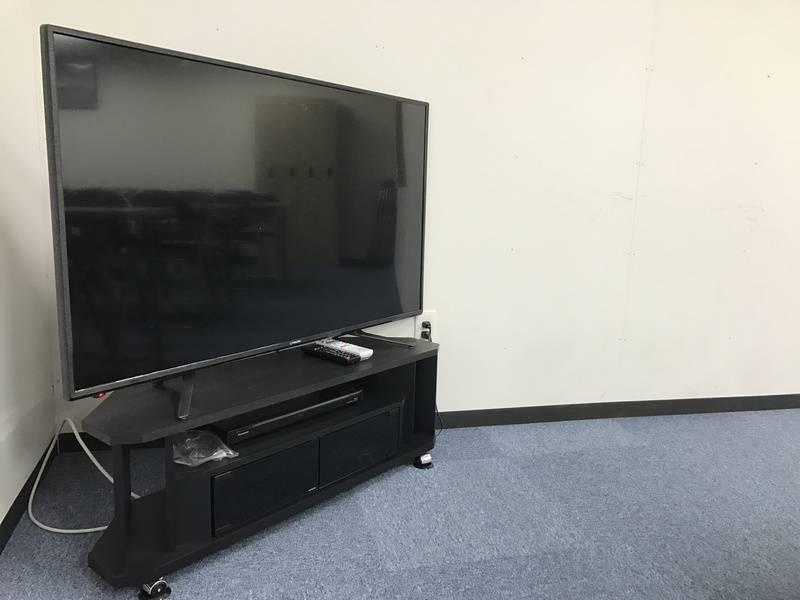 【千葉県松戸駅からバスで9分】オープン価格!プロジェクター&大型液晶テレビ有 大型レンタルスペース