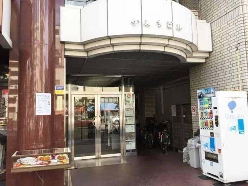 【上野・12名・プロジェクターなど充実の無料設備!】上野駅前 RoomB