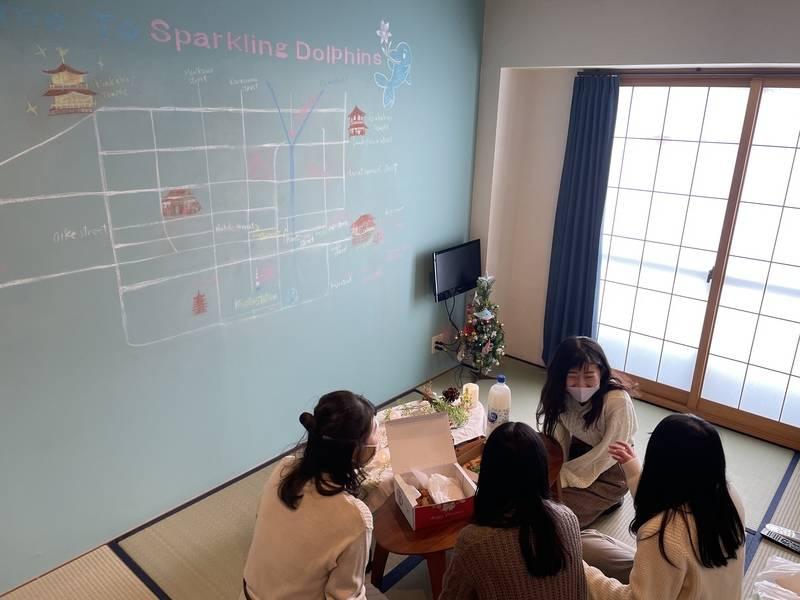 【完全個室】女子会やオフ会、グループにオススメ♪畳のお部屋でほっこり♪お鍋やホットプレートの貸し出しあり! 【清掃時除菌実施】