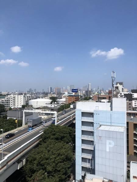 抜け感抜群!都内マンション屋上 新宿・六本木・中野・甲州街道一望できます!