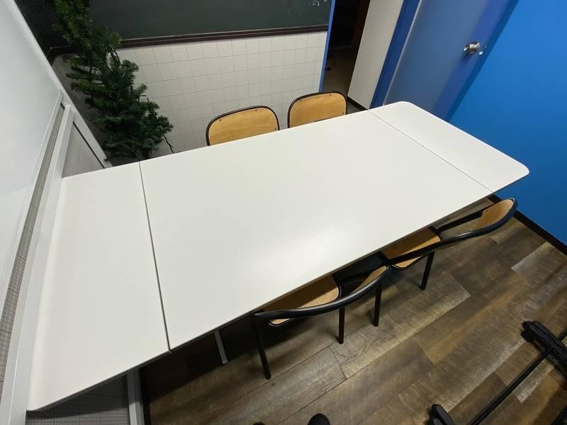 【駐車場無料】03青 勉強.研修.自習。静かな空間でお話