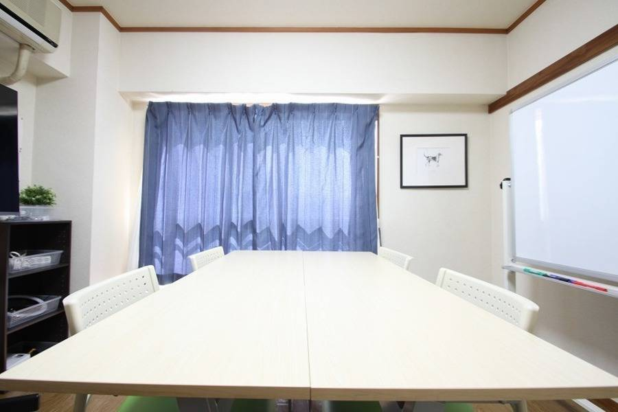 【新規オープン価格】聖蹟桜ヶ丘駅から徒歩2分!テレワーク、ママ会、女子会、会議利用等に!キッチンスペースあり!