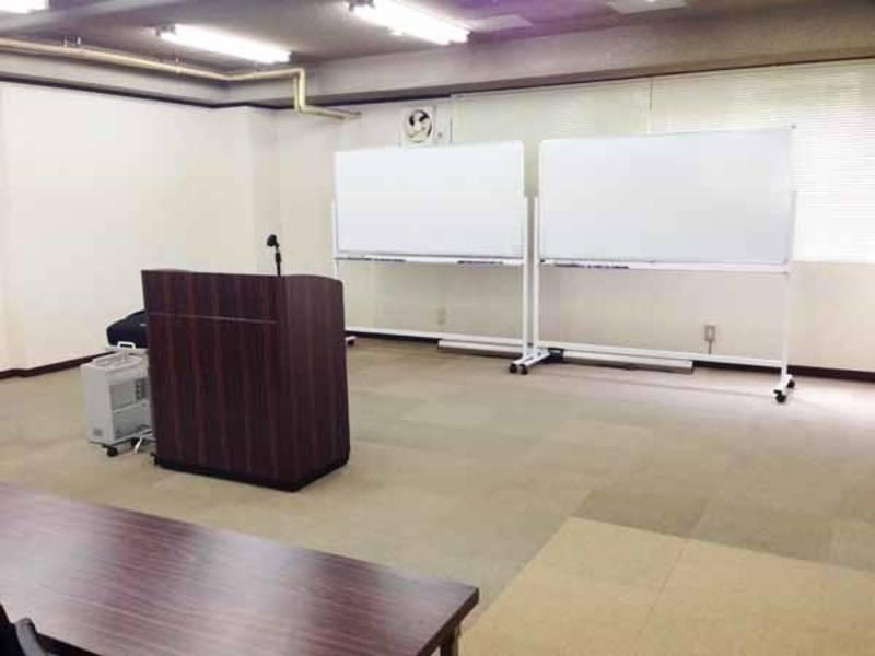 ハロー貸会議室馬喰横山 5F(60名用)