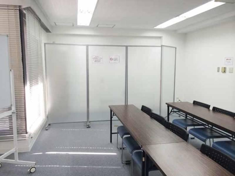 【半蔵門/麹町・81名・プロジェクターなど充実の無料設備】半蔵門 5階