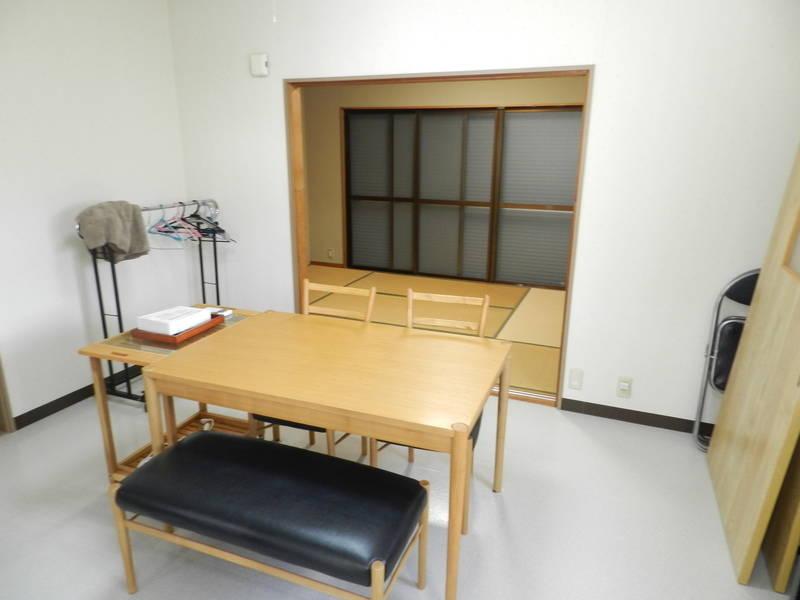 1Fスペース/マンションの1室のようなレンタルスペース/ワークショップ、ホームパーティに