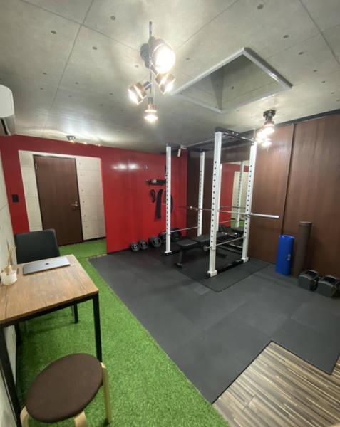 練馬駅徒歩1分!完全個室のプライベートジム♪ お客様やご友人と、ご自身のトレーニングに最適な安心安全スペース