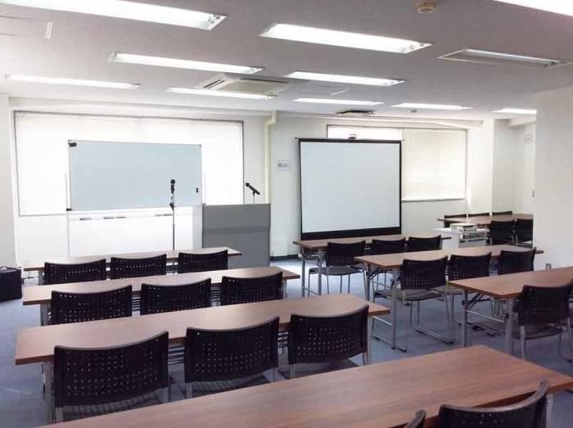 【新宿/曙橋・48名・プロジェクターなど充実の無料設備】新宿曙橋 3F