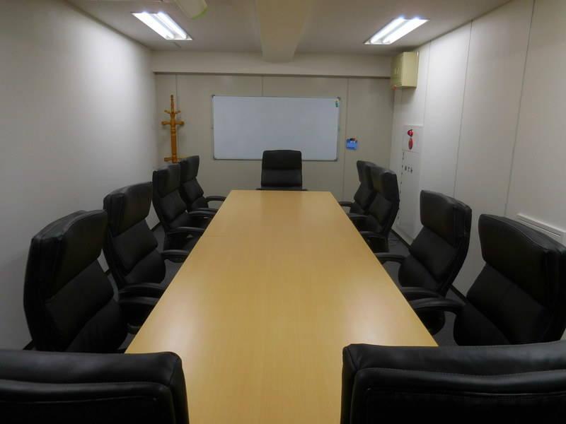 <完全差別化!>新横浜 第6会議室 商談や会議に最適です