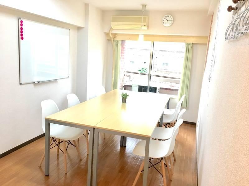 ★JR新宿駅3分!! ★☆【平日が安い】 打ち合わせ・ビジネス・商談にぴったりの個室スペースです!