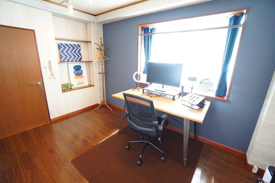 ⭐️光回線導入!⭐️<中野ミニマルオフィス>完全個室✨モニター/Wi-Fiあり!テレワーク/リモートワーク/Web会議/作業場所