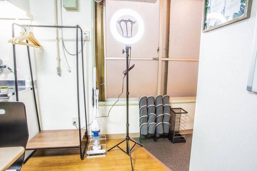 【蒲田駅2分!8名利用可!】7/16オープン!綺麗な室内!WiFi・大型モニター・ホワイトボード全て無料!ふれあい貸し会議室 蒲田B-GreenAce1