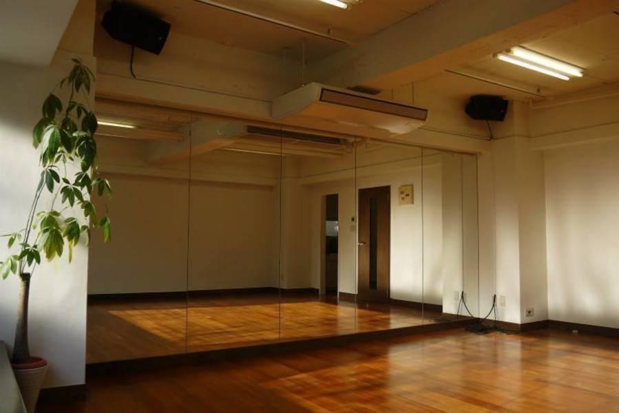 渋谷 ダンススタジオ sharestudio chems  4階の写真