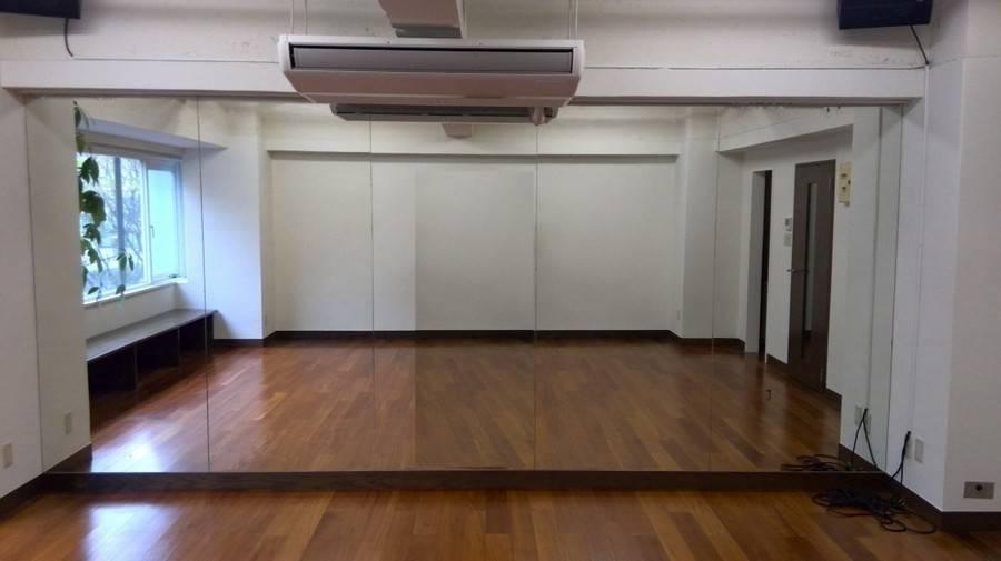 渋谷 ダンススタジオ sharestudio chems  4階