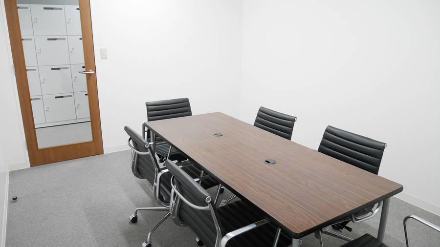 【東京・日本橋】アクセス抜群!ビジネスの中心地で便利!小規模貸会議室(6名)