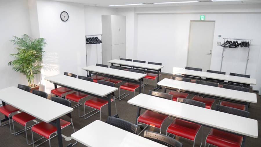 【市ヶ谷】アクセス抜群!研修やセミナーにおすすめの清潔感があり落ち着いた貸し会議室