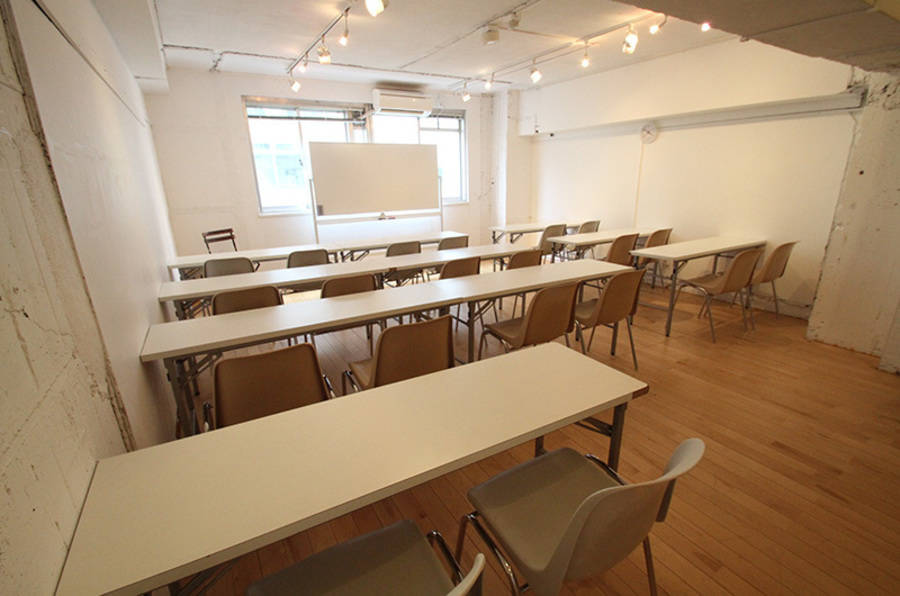 渋谷宮下公園前会議室608/レンタルスペース糀屋箱機構