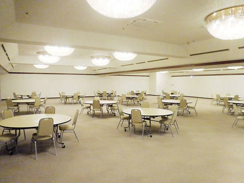 千葉中央 大ホール 約200名収容 ホテルのような大ホール