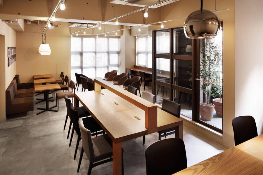 銀座のイベントスペース(10名~30名)設備充実キッチン有 セミナーや交流会に