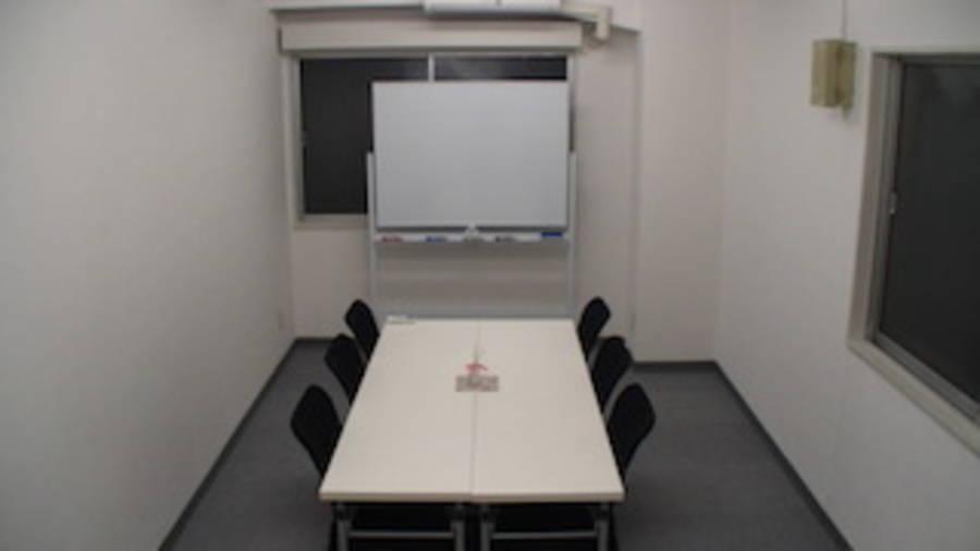 【無料WIFI】渋谷駅前1分 格安貸会議室A