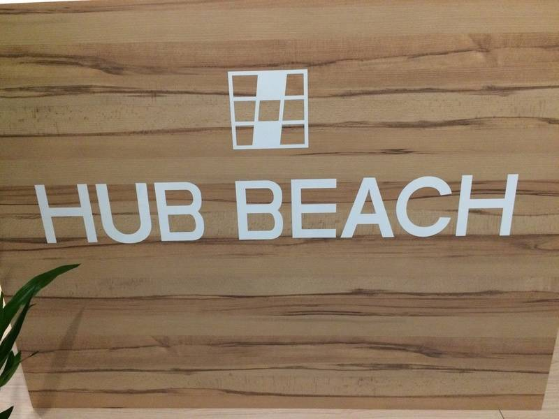 hubbeach cafe