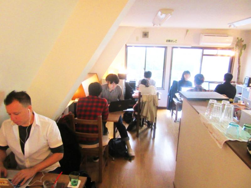 吉祥寺 レンタルスペース Pico Pico Cafe ピコピコカフェ 8階