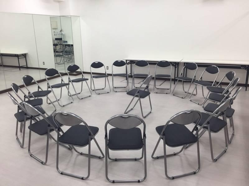 新宿 大久保駅徒歩1分 貸し会議室30名着席利用可 安心価格で清潔なスペース