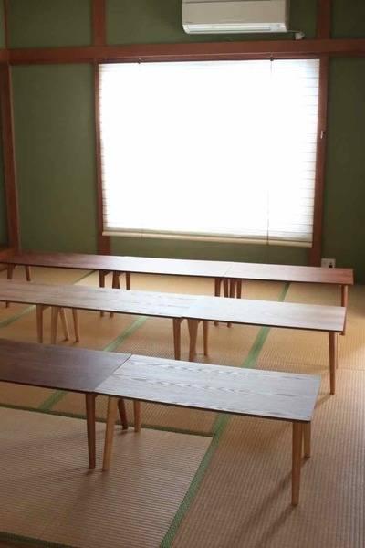 亀戸「カフェむすび」二階和室 Cの写真