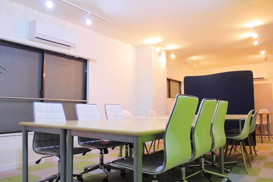 青山タウンヴォイス|女性に人気の青山のオープンタイプの会議室