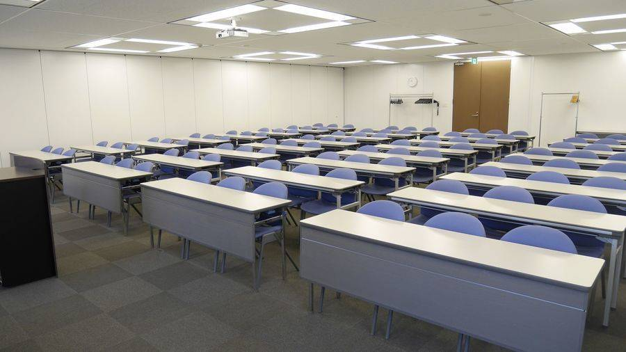 【高田馬場駅5分】設備充実!広々明るい大型貸し会議室(最大96名)