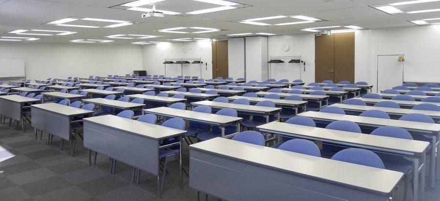 【高田馬場駅5分】設備充実で便利!230平米の大型貸し会議室(最大160名)