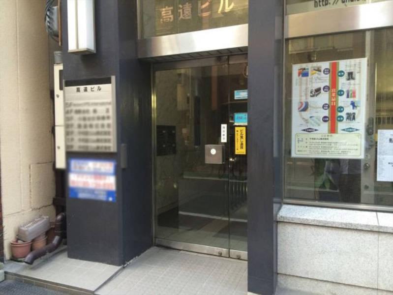 【神田駅3分】24H・年中無休!コンパクトなリーズナブル個室貸し会議室(12名)
