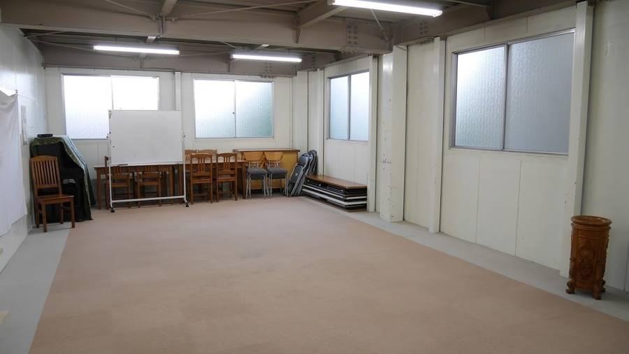 【八千代台】大きな鏡あり!ダンスやヨガにおすすめレンタルスペース