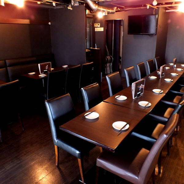 吉祥寺 南口 徒歩1分 個室 貸会議室 貸スペース レンタルスペース 和食個室居酒屋 椿