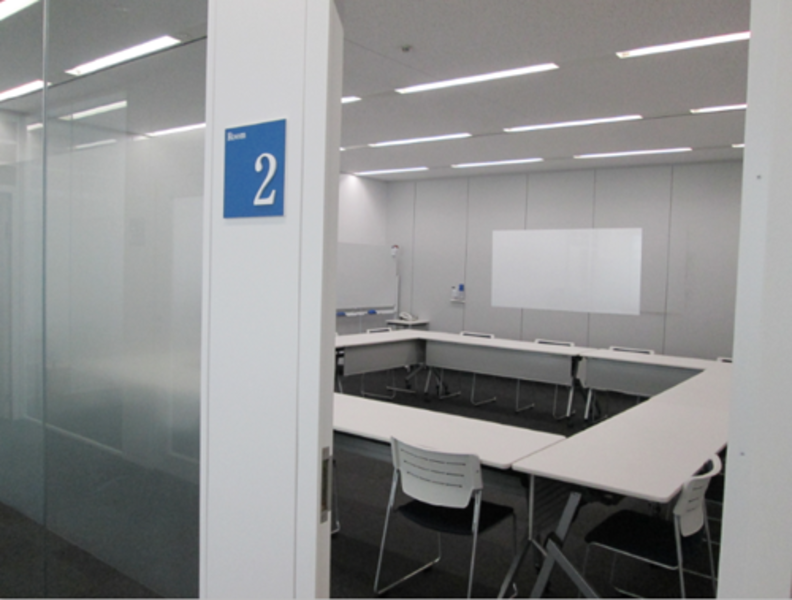 【新宿】駅近★綺麗なミーティングルーム「TOKYU REIT 2」