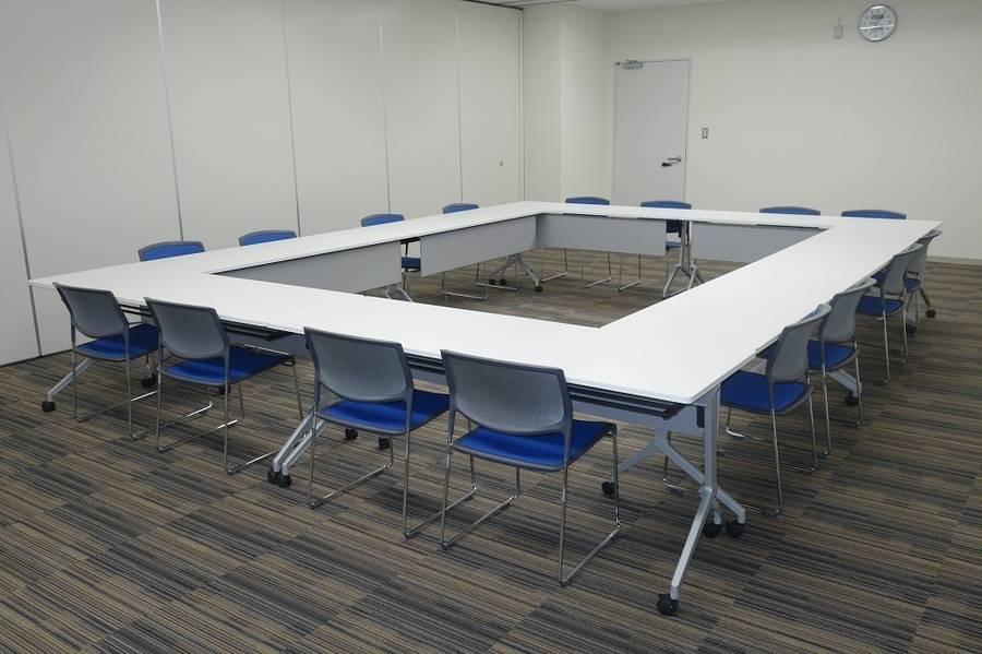 湯沢市役所会議室26(午後)