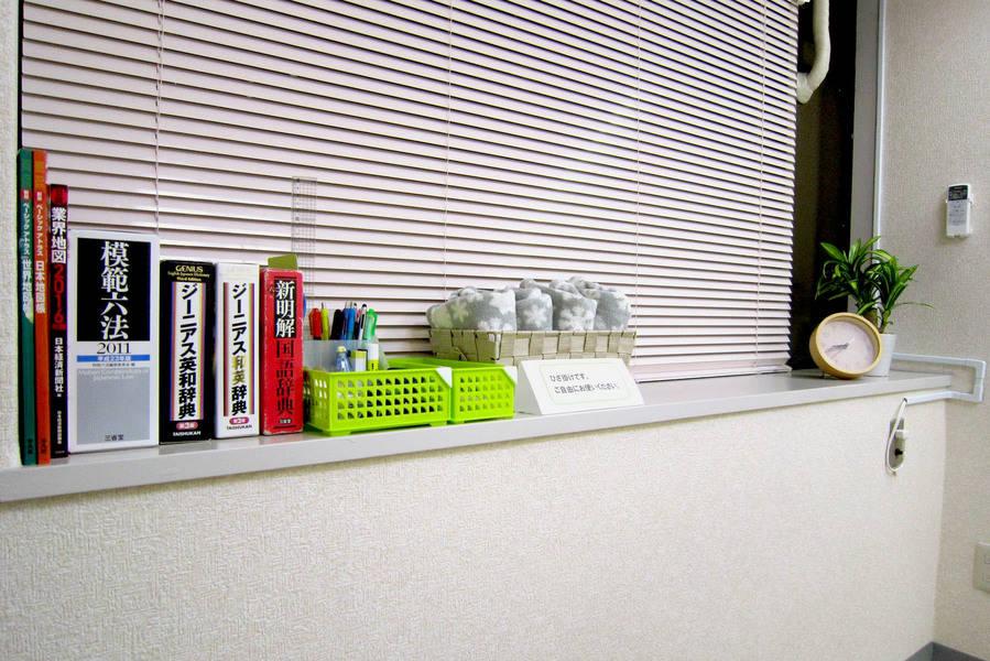 ワンコイン会議室横浜 横浜駅西口会議室C