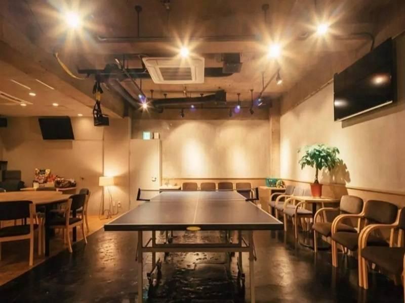 【初台駅徒歩5分】地下に広がる隠れ家でパーティーしませんか?会議・カラオケ・LIVE、様々なシーンを演出!