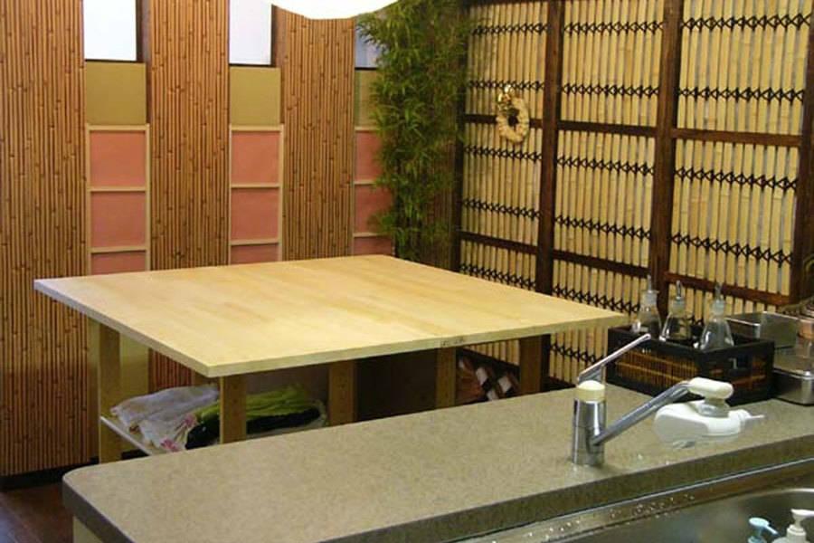 渋谷 レンタルキッチン ポケットキッチン渋谷 ルームA+Bの写真