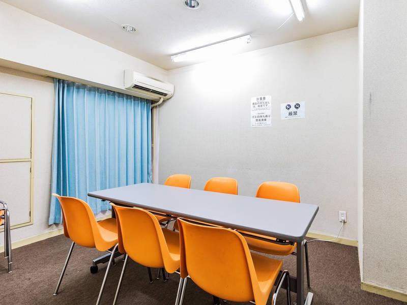 渋谷センター街会議室A
