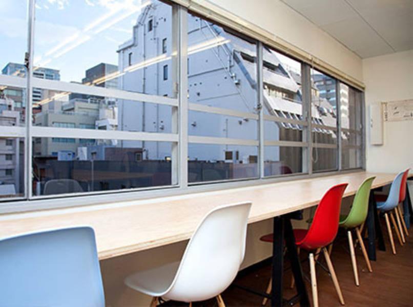 【新日本橋駅3分】《6席》「つながる」をつくるオフィス MIXER