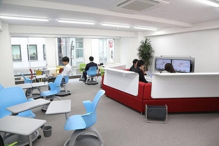 【日本橋駅B5出口徒歩1分】TRIEL東京 コワーキングスペース
