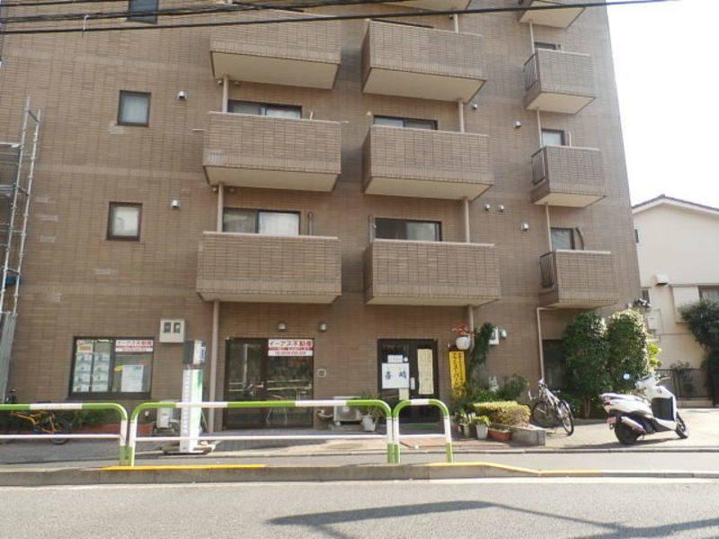 【江戸川橋駅 徒歩3分】完全個室 会議スペース 6名