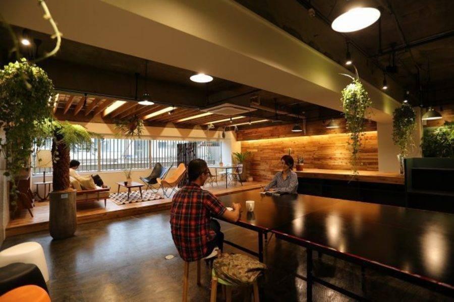 【ENTREPOT(アントルポ)】倉庫をリノベーションした空間