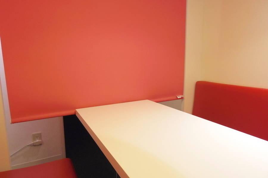 銀座駅徒歩2分 1〜4名用テーブル レンタルスペース