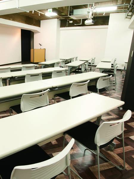 【馬喰町】貸し会議室①+②バイタリティセミナールーム