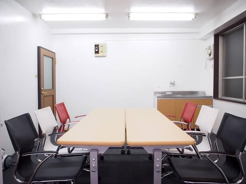 【西新宿駅 徒歩1分】レンタルスペース『Crave西新宿』/個室/最大12名/Wi-Fi
