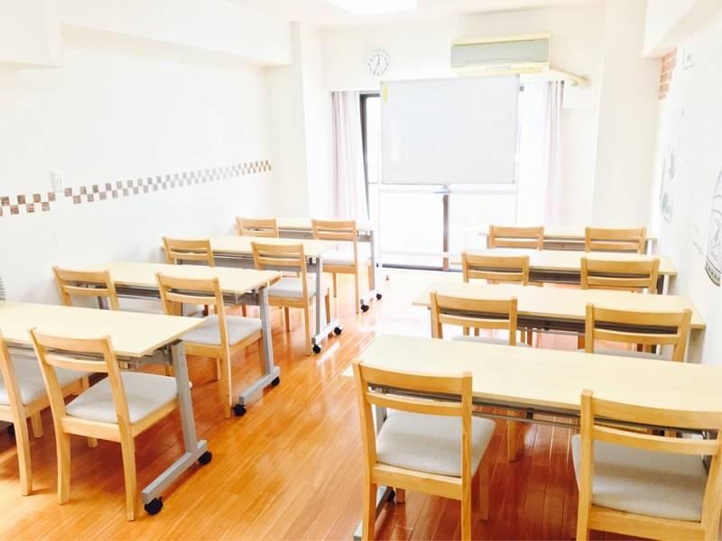 【JR田町駅 徒歩3分】ゆったり広々!20名までOK!セミナー・打ち合わせ・勉強会にぴったりな快適スペースです!
