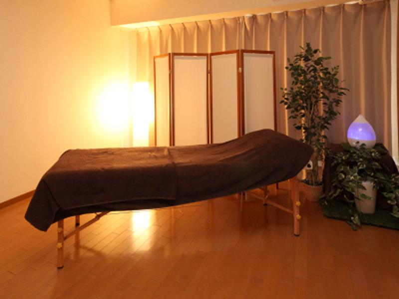 【LaQoo】南森町プライベートサロン Room7 完全個室プライベートサロンの写真