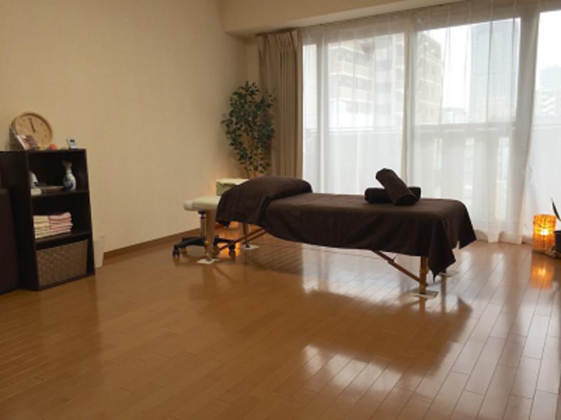 【LaQoo】南森町プライベートサロン Room7 完全個室プライベートサロン
