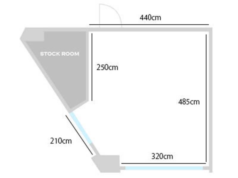 渋谷宮下公園前会議室501/レンタルスペース糀屋箱機構